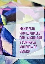 """Mujeres Juezas suscribe el manifiesto """"profesionales por la igualdad y contra la violencia de género"""""""